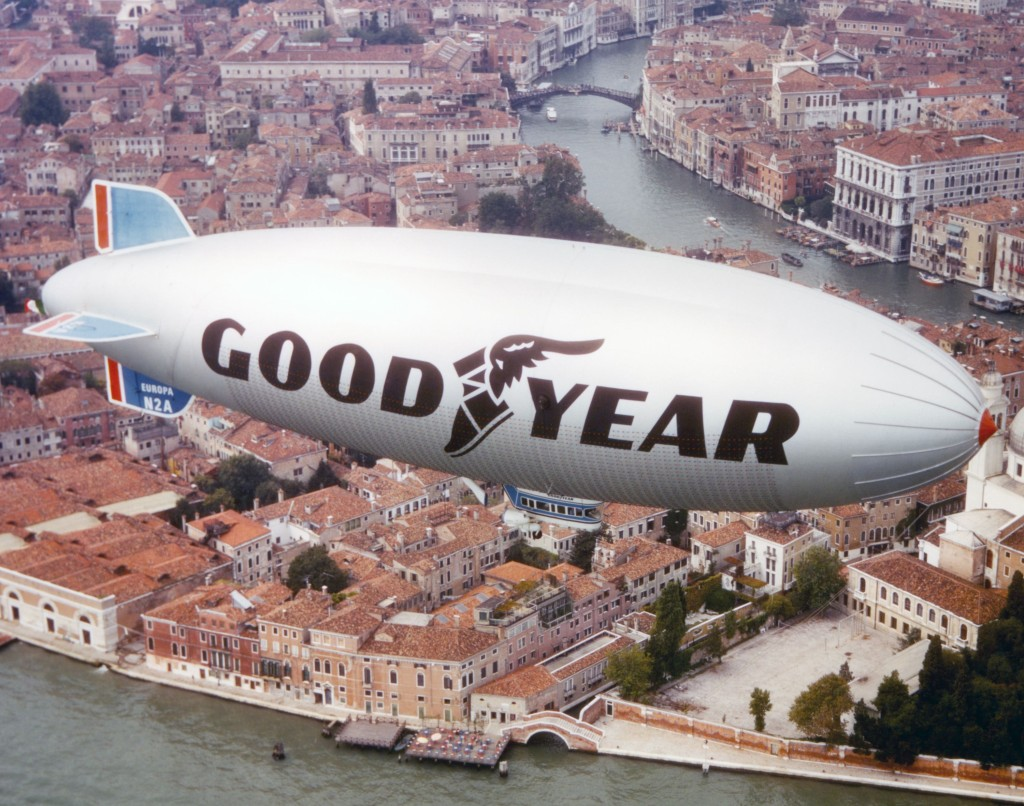 Goodyear Blimp - Historic