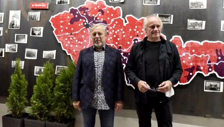 TK 30 let bez okupantů Kocab Pavlicek - foto David Webr