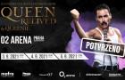Podzim v O2 areně zahájí Queenie velkolepým trojkoncertem Queen Relived