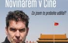 Tomáš Etzler vydává knihu Novinářem v Číně