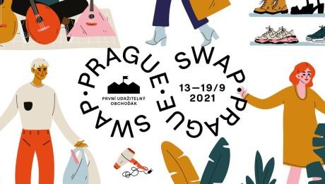 Swap Prague_První udržitelný obchodák